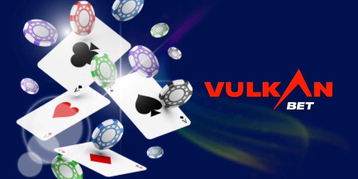 VulkanBet gry kasyno